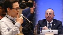 Çavuşoğlu'nun fırçaladığı gazetecinin FETÖ foyası çıktı