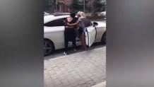 Beylikdüzü'nde kadınların sokak kavgası! Aldatılan kadın çıldırdı