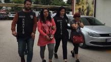 Mersin'de araç içerisinde fuhuş yapanlara suçüstü