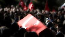 Afrin'den acı haber: Piyade Uzman Çavuş Taner Çobanoğlu şehit oldu