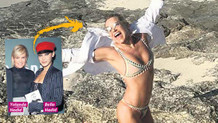 Gigi-Bella Hadid kardeşlerin annesi Yolanda Hadid'den olay kare