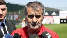 Şenol Güneş'ten derbi kararı! Beşiktaş maça çıkmayacak mı?