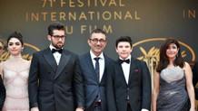 Nuri Bilge Ceylan'ın filmi Cannes Film Festivali'nde 15 dakika ayakta alkışlandı