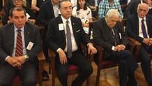 Galatasaray başkanını seçiyor! Adaylar oylarını kullandı