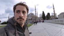 Sultan Ahmet zannederek Ayasofya'ya hakaret eden Yunan youtuber rezil oldu