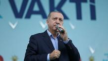 Erdoğan: Sen kimsin ki ABD sana böyle bir bilgiyi verecek?