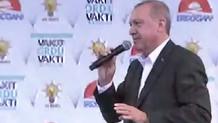 Erdoğan Ordu mitinginde konuşuyor (CANLI)