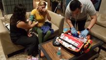 Tayland'da sivri sineğin ısırıp hasta ettiği oyuncu Leyla Bilginel İstanbul'a getirildi