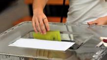Türkiye genelinde oy verme işlemi bitti, oyların sayımı başladı