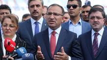 Bekir Bozdağ: İftiralarının hesabını Anadolu Ajansı'na verecekler
