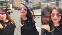 Selfie çeken kadına taciz soku!