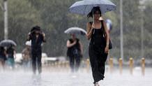 Meteoroloji uyardı: İstanbul'a şiddetli yağışlar geliyor