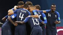 Dünya Kupası Fransa'nın! Fransa: 4 Hırvatistan: 2