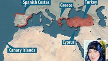 İngiliz basınında korkutan iddia: Beyaz Dul, Türkiye'yi de hedef aldı