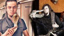 Aref'i ısıran yılan hakkında Yılanların Hocası Kurtuluş Olgun konuştu