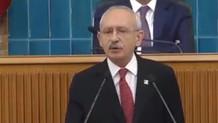 Kılıçdaroğlu, Atatürk'ün şu sözünü unutmayın diye başladığı sözü unuttu