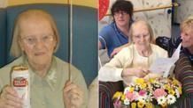 100 yaşındaki İngiliz kadının uzun yaşam sırrı: Bira ve kremalı bisküvi