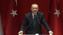 Erdoğan'dan 20 Temmuz Barış ve Özgürlük Bayramı mesajı