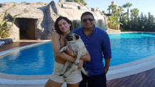 Dua Lipa'ya geceliği 15 bin dolarlık villa