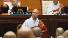 Güney Kore'de 900 yılda bir ilk! Budist tarikat liderinin istifasını istedi