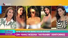 Beyaz TV Defne Samyeli ve kızlarının bikinili fotoğraflarını sansürledi