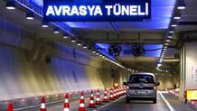 Son dakika: Avrasya Tünelinin neden trafiğe kapatıldığı belli oldu