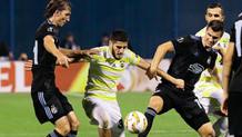 Fenerbahçe Zagreb'de yıkıldı! Dinamo Zagreb - Fenerbahçe: 4-1