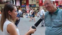 Kriz sorusuna vatandaşın cevabı: Fazla konuşmayalım bu işin başka türlüsü de var alıverirler adamı!