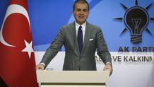 AK Parti sözcüsü Ömer Çelik'ten flaş yerel seçim açıklaması