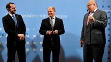 Berat Albayrak ve Alman mevkidaşından ortak basın açıklaması
