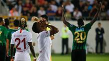 Akhisarspor 3-0 Galatasaray Aslan liderliği Manisa'da bıraktı
