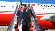 Son dakika: Cumhurbaşkanı Erdoğan ABD'ye ulaştı