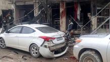 Menbiç'te patlama: Ölü ve yaralılar var