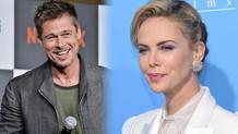 Brad Pitt ve Charlize Theron aşk yaşıyor!