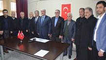 AK Parti'nin Malatya teşkilatlarında toplu istifa şoku
