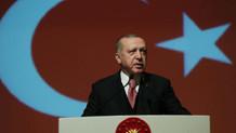 Erdoğan böyle tanıttı: Köyümü bile gösteriyor
