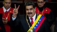 Facebook ve Instagram'dan Maduro'ya veto!