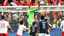 Son dakika: Fransa 1-1 Türkiye Bekle bizi Euro 2020
