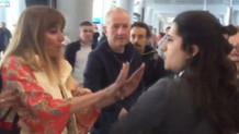 Havalimanı personeline hakaret yağdırmıştı: Cezası belli oldu