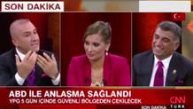 MHP'li Özkan'ın canlı yayındaki sözleri olay oldu! Hande Fırat'ın zor anları