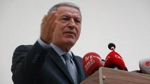 Hulusi Akar: Çatışmada ateş eden terörist sonra komutanım demeye başlıyor