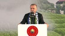 Erdoğan'dan flaş açıklama: Dikkat edin, terör örgütüyle değil ABD ile anlaştık