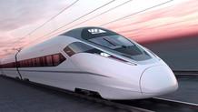 Çin'de hızlı tren test sürüşünde 385 kilometre hızla rekor kırdı