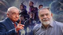 Marvel kavgasına Baba filmlerinin yönetmeni Francis Ford Coppola da katıldı
