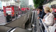 İntihar girişimi sebebiyle Şişli Mecidiyeköy durağında Metro seferleri durduruldu