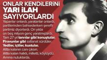 Atatürk'le aynı gün ölen Atatürk düşmanı Osman Yüksel Serdengeçti kimdir?