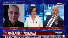Mehmet Eymür ve Doğu Perinçek canlı yayında birbirine girdi