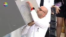 Zahide Yetiş'e çıkan buzdolabı tamircisi Fatih Bank olay oldu