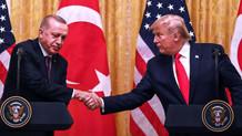 Erdoğan ve Trump'tan ortak açıklama: Mektupları bugün Sayın Başkana tekrar takdim ettim