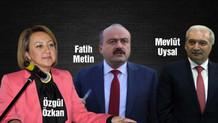 AKP'den aday olup kaybeden bazı isimler bakan yardımcısı ve danışman yapılmış